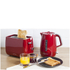 Morphy Richards 101205 Chroma Plastic Kettle - Red: Image 2