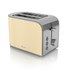 Swan ST17020CN 2 Slice Toaster - Cream: Image 1