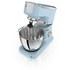 Swan SP21010BLN Retro Stand Mixer - Blue - 1000W: Image 2
