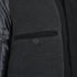 Knutsford Men's 'Made in England' Moleskin Zip-Through Bomber Jacket - Black Moleskin: Image 6