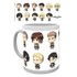 Attack on Titan All Chimis - Mug: Image 1