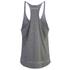 Myprotein Men's Longline Stringer Vest, Grey Marl: Image 2