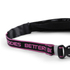 Better Bodies Zip Belt - Black/Pink: Image 4