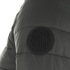 REPLAY Men's Padded Zipped Jacket - Dark Warm Grey: Image 3