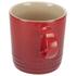 Le Creuset Stoneware Mug, 350ml - Cerise: Image 2