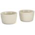 Le Creuset Stoneware Set of 2 Ramekins - Almond: Image 1