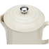 Le Creuset Stoneware Cafetiere Coffee Press - Almond: Image 3