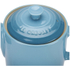 Le Creuset Stoneware Grand Teapot - Teal: Image 3