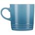 Le Creuset Stoneware Mug, 350ml - Teal: Image 4