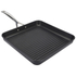 Le Creuset Toughened Non-Stick Ribbed Square Grill - 28cm: Image 1