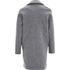 Selected Femme Women's Sandrias Wool Coat - Dawn Blue: Image 2