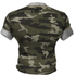 GASP Ribbed T-Shirt - Grey Camoprint: Image 2