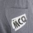McQ Alexander McQueen Men's Jogging Sweatpants - Grey: Image 3