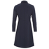 Wood Wood Women's Anita High Neck Dress - Dark Navy: Image 2