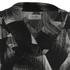 nümph Womens Judy Geometric Oversized Shirt - Caviar: Image 4