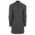 ONLY Womens Barbara Wool Coat - Dark Grey Melange: Image 2