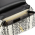 Lauren Ralph Lauren Women's Whitby Embossed Snake Small Cross Body - Snake Print/Black: Image 4