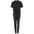 American Vintage Women's Holiester Jumpsuit - Black: Image 2