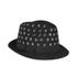 REDValentino Women's Stud Trilby Hat - Black: Image 2