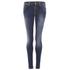Nudie Jeans Women's Skinny Lin Denim Jeans - Compact Cloud: Image 1