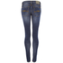 Nudie Jeans Women's Skinny Lin Denim Jeans - Compact Cloud: Image 2