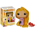 Tangled Rapunzel with Frying Pan SDCC Exclusive Pop! Vinyl: Image 1