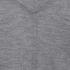 Helmut Lang Women's Deep V Neck T-Shirt - Heather Grey: Image 3