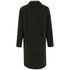 French Connection Women's Tyler Wool Wrap-Over Coat - Turtle: Image 2