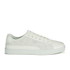 Beck & Hersey Men's Remis Perforated Trainers - White: Image 1