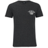 Rip Curl Men's Go Surfing Back Print T-Shirt - Black: Image 1