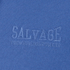 Salvage Men's Zip Through Hoody - Directors Blue: Image 3