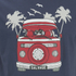 Salvage Men's Campervan T-Shirt - Navy: Image 3