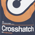 Crosshatch Men's Gazeout Print T-Shirt - Iris Navy: Image 3