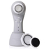 Magnitone London The Full Monty! Brosse Nettoyante Vibra-Sonic™ - Gris Clair: Image 2
