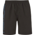 Animal Men's Belos Elasticated Waist Swim Shorts - Black: Image 1