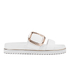 Senso Women's Kada Leather Double Strap Sandals - Ice: Image 1