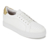 Senso Women's Andy III Leather Trainers - Gold: Image 4