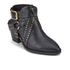 Senso Women's Owen I Leather Heeled Ankle Boots - Ebony: Image 2