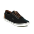 Jack & Jones Men's Vision Mix Canvas Pumps - Anthracite: Image 4