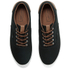 Jack & Jones Men's Vision Mix Canvas Pumps - Anthracite: Image 2