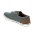 Jack & Jones Men's Vision Mix Canvas Pumps - Pewter: Image 5