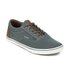 Jack & Jones Men's Vision Mix Canvas Pumps - Pewter: Image 4