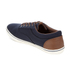 Jack & Jones Men's Vision Mix Canvas Pumps - Navy Blazer: Image 5