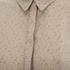Vero Moda Women's Lotus Long Sleeve Long Shirt - Silver Mink: Image 3