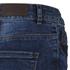 Vero Moda Women's Seven Slim Eye Jeans - Dark Blue Denim: Image 4