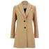 Vero Moda Women's Cilla Daisy 3/4 Jacket - Tobacco Brown: Image 4