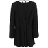 The Fifth Label Women's Sound and Vision Long Sleeve Playsuit - Black: Image 2