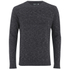 Jack & Jones Men's Durwin Jumper - Black: Image 1