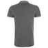 Jack & Jones Men's Part Polo Shirt - Grey Melange: Image 2