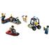 LEGO City: Gefängnisinsel-Polizei Starter-Set (60127): Image 2